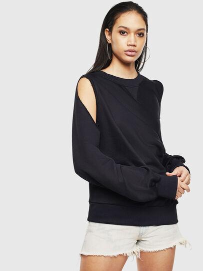 Diesel - F-INVERT,  - Sweaters - Image 1