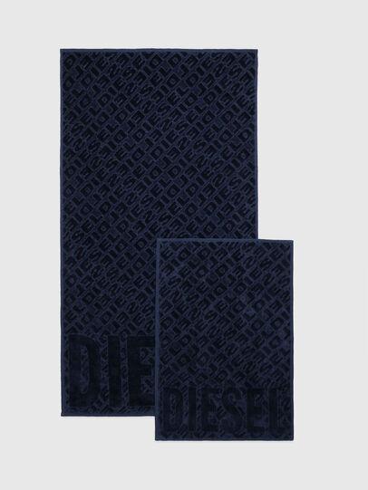 Diesel - COPP 3DLOGO, Blue - Bath - Image 2