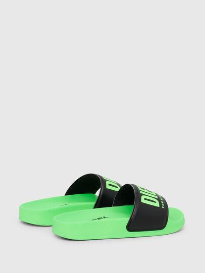 Diesel - SA-MAYEMI YO, Green/Black - Footwear - Image 3
