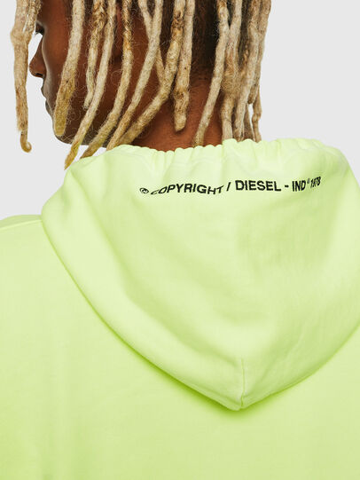 Diesel - S-ALBY-FLUO,  - Sweaters - Image 6