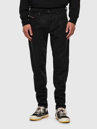 Diesel - D-Strukt JoggJeans® 069NC, Black/Dark grey - Jeans - Image 1