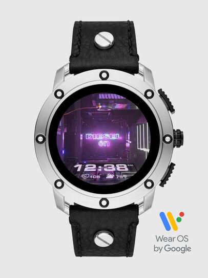 Diesel - DT2014, Black/Silver - Smartwatches - Image 1