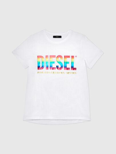 Diesel - BFOWT-SILY-P,  - T-Shirts - Image 1