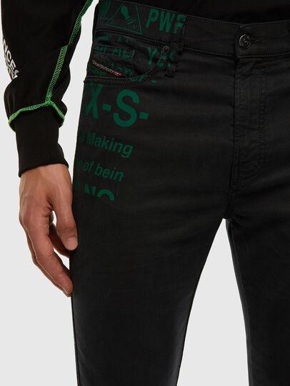Diesel - D-Reeft JoggJeans 009HD, Black/Dark grey - Jeans - Image 3