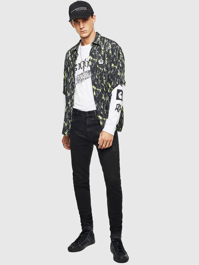 Diesel - D-Amny 009CE, Black/Dark grey - Jeans - Image 6