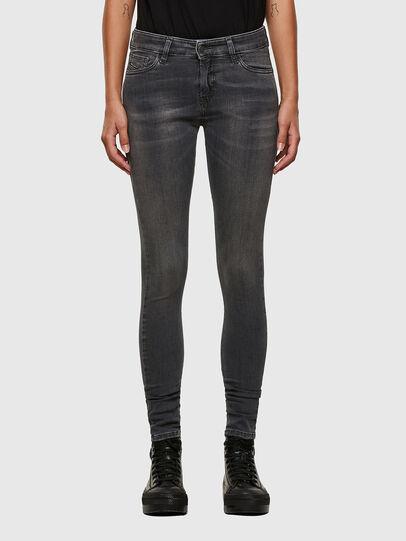 Diesel - Slandy 069MY, Black/Dark grey - Jeans - Image 1