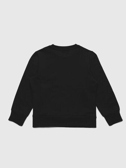 Diesel - SCLAUS-TSE, Black - Sweaters - Image 2