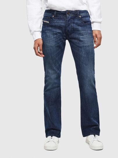 Diesel - Zatiny CN037, Dark Blue - Jeans - Image 1
