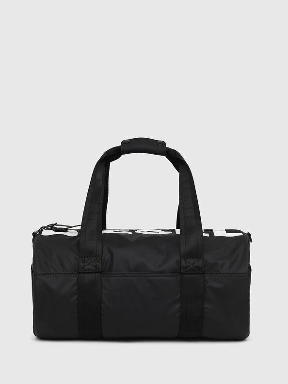 F-BOLD DUFFLE, Black/White - Travel Bags