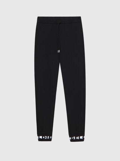 Diesel - UFLB-ALINA, Black - Pants - Image 1
