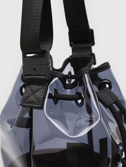 Diesel - BUCKET KID, Black - Bags - Image 5