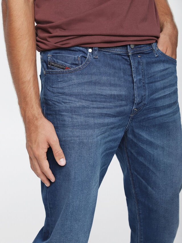 Diesel - Thytan 084RM, Medium blue - Jeans - Image 3