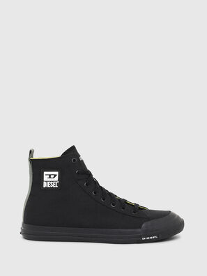 S-ASTICO MID CUT, Black - Sneakers