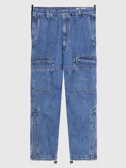Diesel - D-Luks 009CL,  - Jeans - Image 1