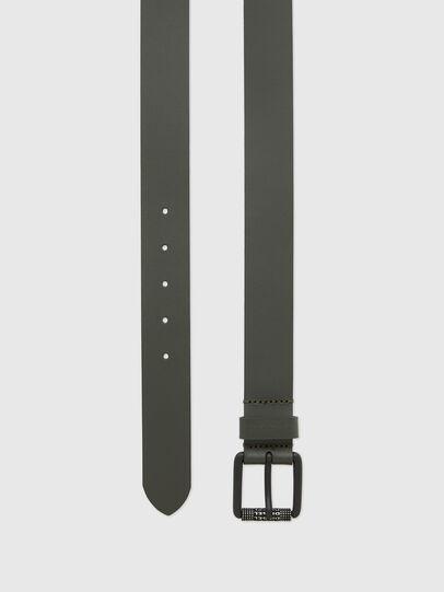Diesel - B-TROGO, Olive Green - Belts - Image 3
