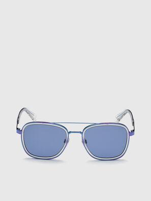 DL0320, Blue - Sunglasses