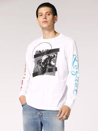 T-JUST-LS-WC,  - T-Shirts