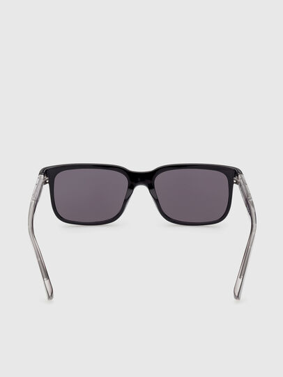 Diesel - DL0341, Black - Sunglasses - Image 4