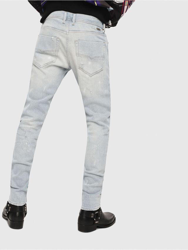 Diesel - Tepphar 081AK, Light Blue - Jeans - Image 2