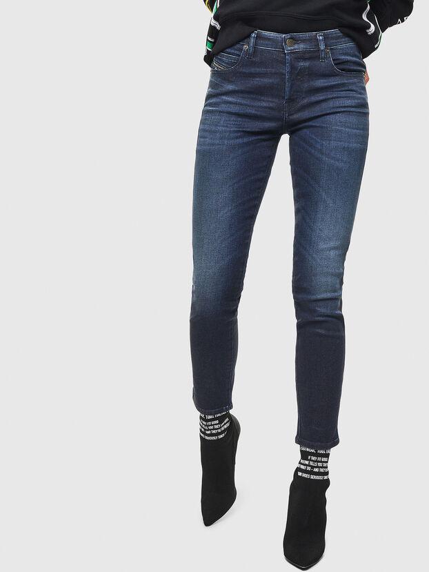 Babhila 083AF, Dark Blue - Jeans