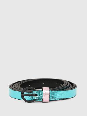 B-EVER, Azure - Belts