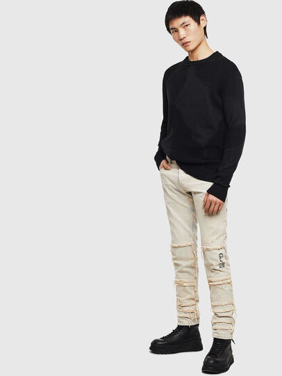 Diesel - K-CAMMY, Black - Knitwear - Image 6