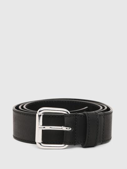 Diesel - B-TRACY, Black - Belts - Image 1