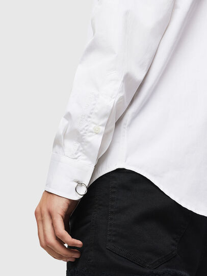 Diesel - S-AUDREY, White - Shirts - Image 3