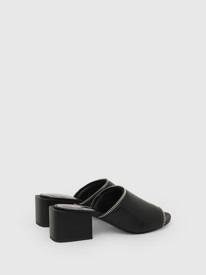 Diesel - SA-JAYNET SB, Black - Sandals - Image 3