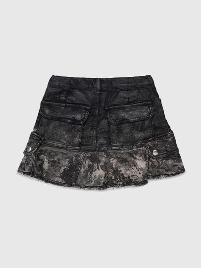 Diesel - GAMATA JOGGJEANS, Black - Skirts - Image 2