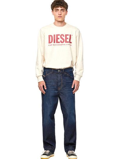 Diesel - D-Franky 09A12, Dark Blue - Jeans - Image 5