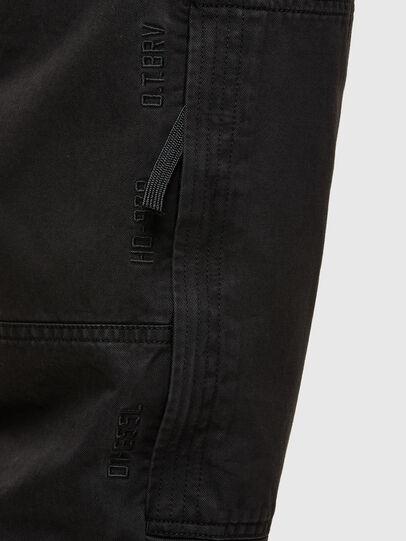 Diesel - P-KOLT, Black - Pants - Image 7
