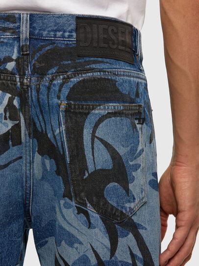 Diesel - D-Macs 0079I, Medium blue - Jeans - Image 4