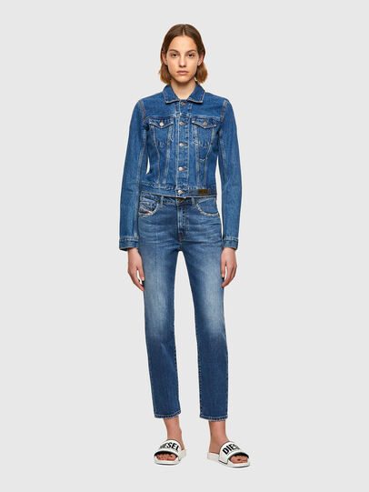 Diesel - D-Joy 009TZ, Medium blue - Jeans - Image 5