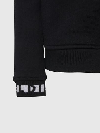 Diesel - UFLT-COVERY, Black - Sweaters - Image 4