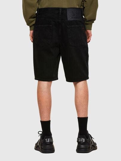 Diesel - D-STRUKT-SHORT, Black - Shorts - Image 2