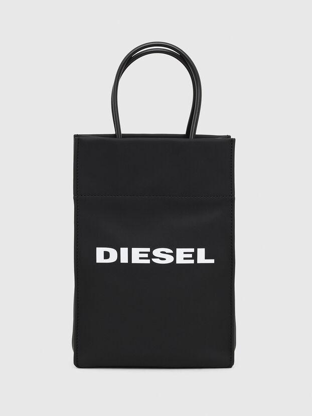 SAKETTINO, Black - Shopping and Shoulder Bags