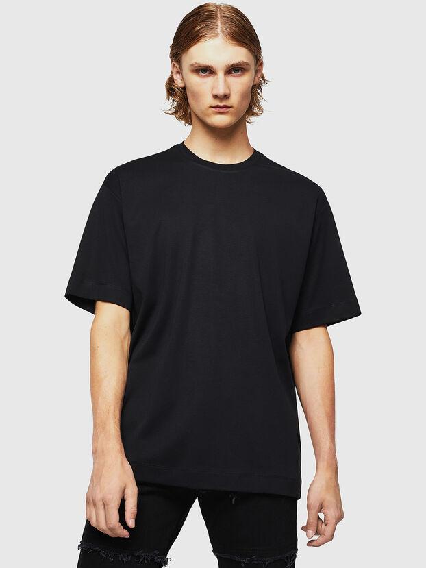 TEORIALE-X3, Black - T-Shirts