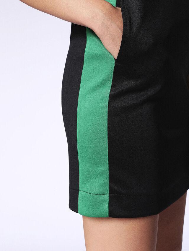 D-ITE-A, Black/Green