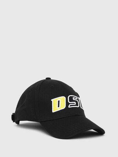 Diesel - C-VETI, Black - Caps - Image 1