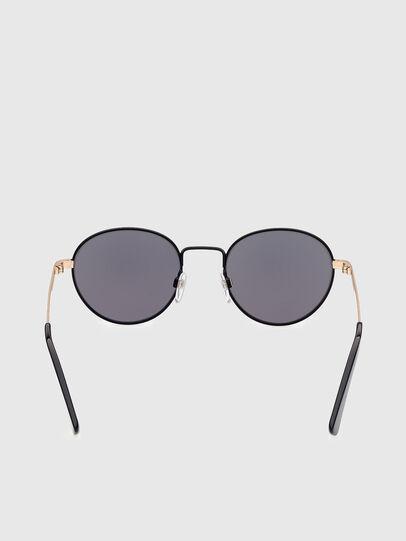 Diesel - DL0290, Black - Sunglasses - Image 4