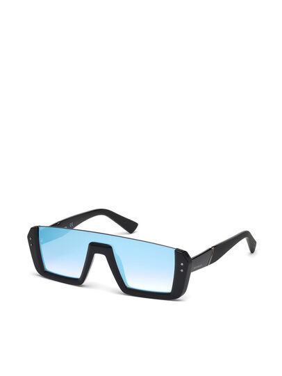 Diesel - DL0248,  - Sunglasses - Image 4