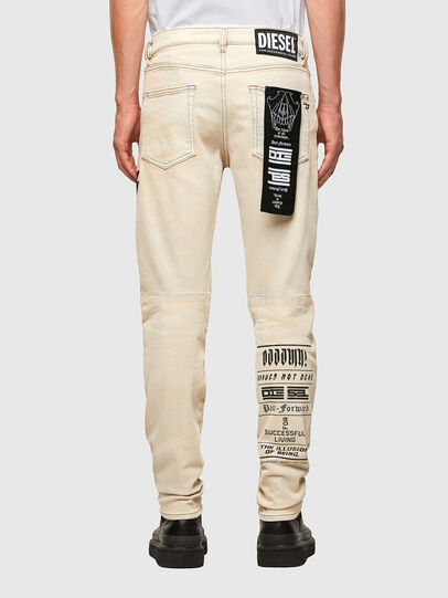 Diesel - D-Strukt 009KV, White - Jeans - Image 2