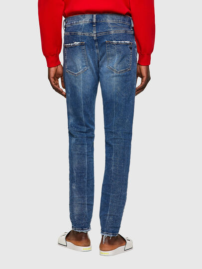 Diesel - D-Strukt 09A26, Medium blue - Jeans - Image 2