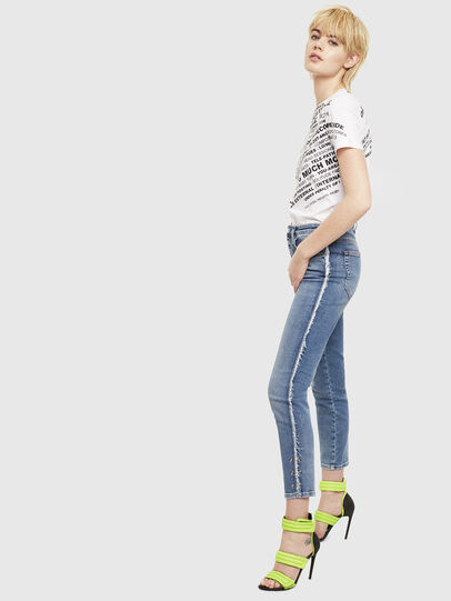 Diesel - T-SILY-S1,  - T-Shirts - Image 4