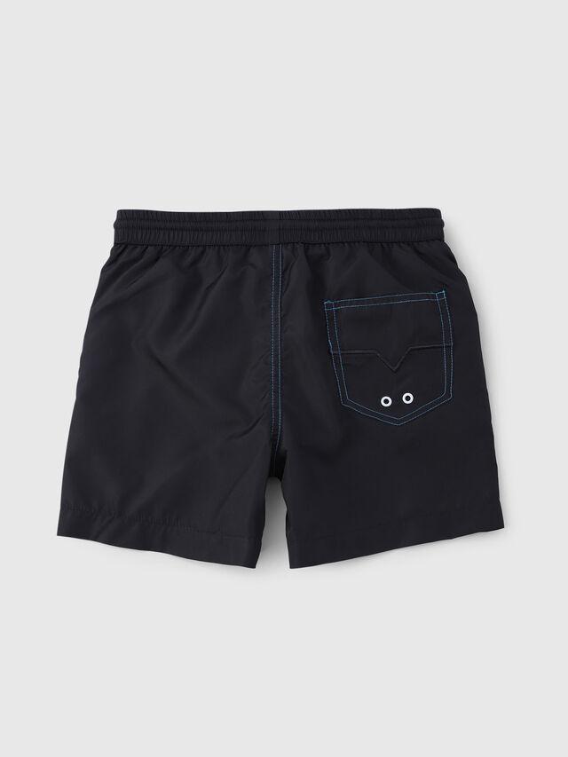 Diesel - MBXDOLPHIN, Black - Beachwear - Image 2