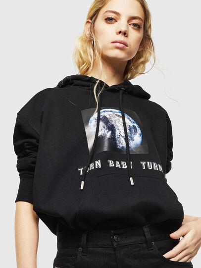 Diesel - S-ALBY-YA, Black - Sweaters - Image 6