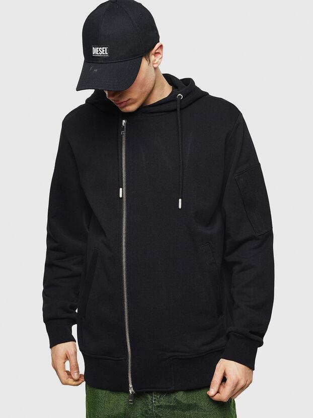 S-GIANT, Black - Sweaters