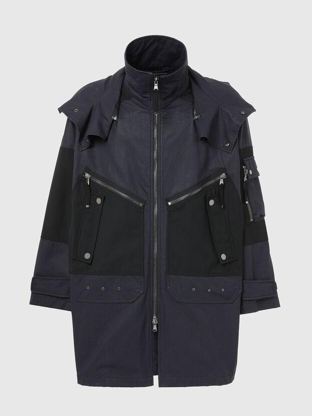 W-PARK-ANT, Dark Blue - Jackets