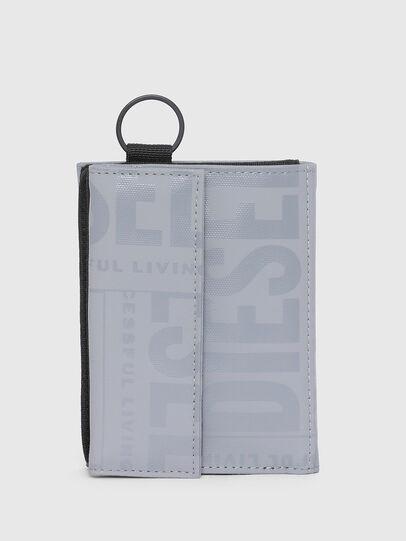 Diesel - YOSHI II, Grey - Small Wallets - Image 2